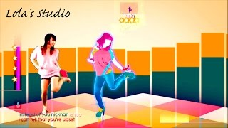 getlinkyoutube.com-JUST DANCE 2015-Want you back (DLC)