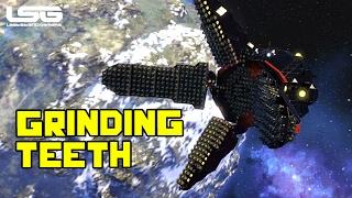 getlinkyoutube.com-Space Engineers - Grinding Teeth Of Destruction