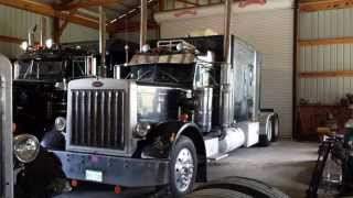 Ricks huge Peterbilt 359 collection