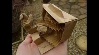 getlinkyoutube.com-Origami Organist Tutorial - Robert J Lang