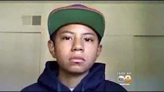 getlinkyoutube.com-15-Year-Old Student Stabbed To Death Outside Middle School In East LA