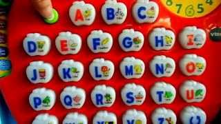 getlinkyoutube.com-Alphabet Apple by Vtech