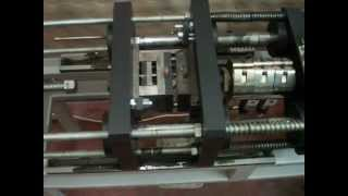 getlinkyoutube.com-Малогабаритный ТПА, Hobby injection molding machine.