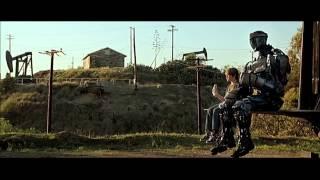 getlinkyoutube.com-REAL STEEL [2011] Scene: 'Life in the Fast-Lane'/Atom's winning streak.