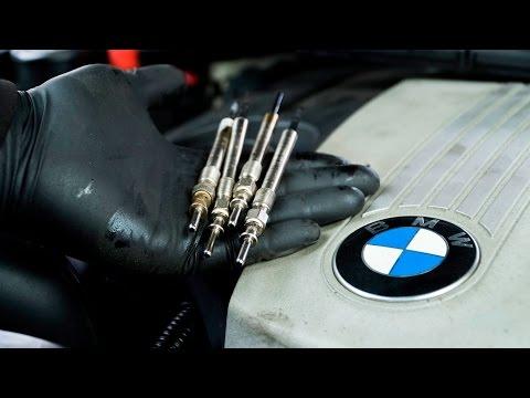 Gluhkerzen austauschen BMW N47/How to change glow plugs BMW N47