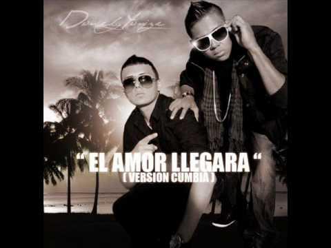 El amor llegara (version Cumbia) - Lo Mas Nuevo Del Reggaeton Romantico 2011 -Doniel y Yonize