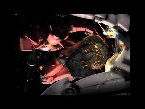 Gundam Extreme VS - Gallant Char