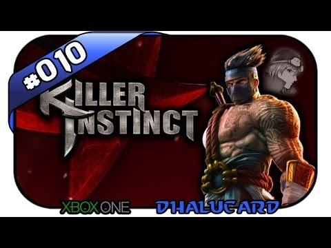 Killer Instinct XBOX One #010 - Deutsch German - Sabrewulf! - Beat 'em Up