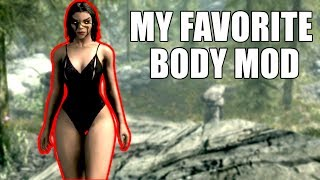 My Sexy Body Mods! | Skyrim Remastered Mods on the Xbox One Console