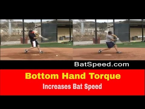 Rotational Hitting Mechanics (2) - Lead Shoulder Pull & BHT
