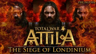 getlinkyoutube.com-Total War: Attila - Gameplay ~ The Siege of Londinium