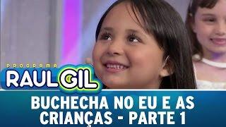 getlinkyoutube.com-Programa Raul Gil (26/12/15) - Buchecha no Eu e As Crianças - Parte 1