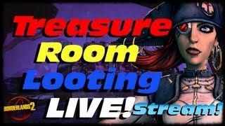 getlinkyoutube.com-Borderlands 2 Live Looting Livestream! Captain Scarletts Treasure Room, Pyro Pete & More!