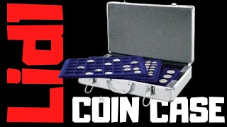 & Coin Case Storage box - YouTube