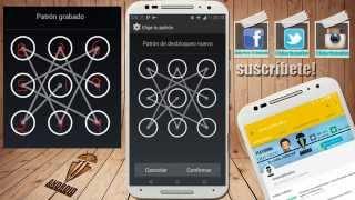 ►Aumenta la seguridad con PATRONES dificiles #PARTE 1 – AndroidStudios