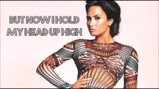 Demi Lovato - I Will Survive - Lyrics