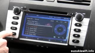 getlinkyoutube.com-Raspberry Pi + TV / DVD / GPS / Reversing Camera installed in my car.
