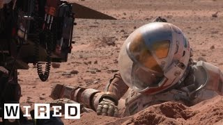 """getlinkyoutube.com-Find Out How FX Experts Created Mars in """"The Martian"""""""