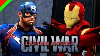 getlinkyoutube.com-Captain America: Civil War  - Grand Theft Auto V (GTA V Mod,ล้อเลียน,ตลกฮา)