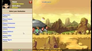 getlinkyoutube.com-Ngoc Rong Online - Omega Shenron Black Star Run (English)