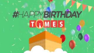 Happy Birthday Times TV