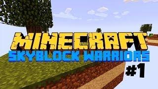 getlinkyoutube.com-Minecraft - SKYBLOCK WARRIORS (Mini-Game) 01 /w norbijo99