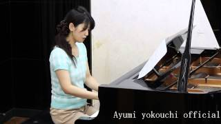 getlinkyoutube.com-アラベスク 第1番 (ドビュッシー) Debussy Arabesque No.1 横内愛弓