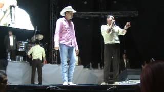 getlinkyoutube.com-Fredy Vega & La Arrolladora  Disculpe Usted & El Apasionado