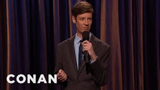 Allen Strickland Williams Stand-Up 11/12/14 - CONAN on TBS