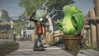 getlinkyoutube.com-Plants VS Zombies: Garden Ops - Get To The Van!