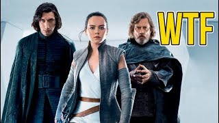 Cosas que no tienen sentido en The Last Jedi