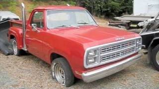 getlinkyoutube.com-1979 Dodge Lil' Red Express In Depth Review/Tour, Engine Specs, and History