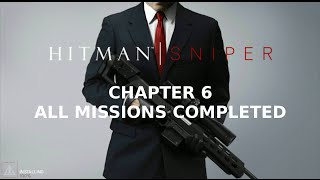 getlinkyoutube.com-Hitman: Sniper | ALL MISSIONS COMPLETED