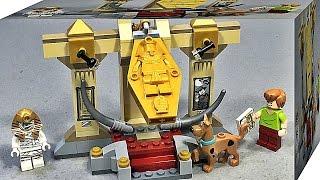 getlinkyoutube.com-레고 스쿠비두 미이라 박물관의 비밀 75900 조립 리뷰 LEGO Scooby Doo Mummy Mystery Museum