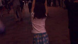 getlinkyoutube.com-20160603阿呆連アーケード毎週金曜日観光公開練習始まる阿波踊り徳島市東新町