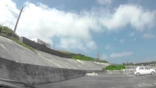 getlinkyoutube.com-与論島 海岸ドライブ