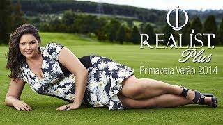 getlinkyoutube.com-Realist Plus Size - Primavera Verão 2014 | Making Of