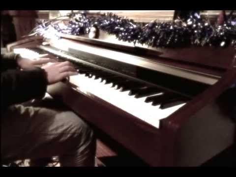Damien Rice - Long Long Way Piano Cover