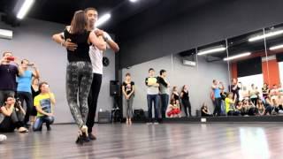 getlinkyoutube.com-Макс Кумашев и Марина Семерикова — Пик-пак-кизомба