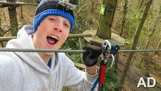 YOUTUBERS TREE CLIMBING!!