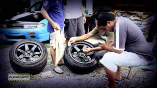 getlinkyoutube.com-วิธีพ้นสีล้อรถง่ายๆ ทำเองก็ได้ By P.Project Racing