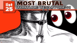 getlinkyoutube.com-25 Most Brutal Torture Techniques Ever Devised