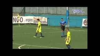 Neapolis-Orlandina 5-0 (33^ giornata Serie D)