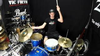 getlinkyoutube.com-Love Yourself - Drum Cover - Prod by: Ed Sheeran by: Justin Bieber