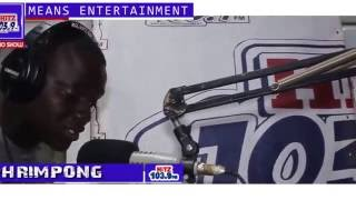 Phrimpong Spits Fire on Rap Attack, Hitz FM