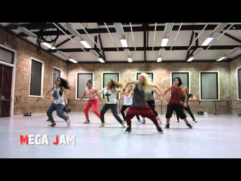 'Keep Her On The Low' Mindless Behavior choreography by Jasmine Meakin (Mega Jam)