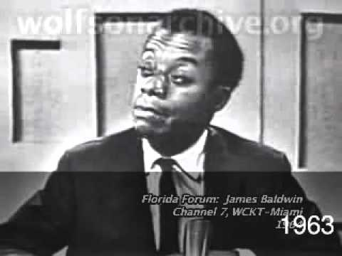 James Baldwin: Florida Forum Interview 1964