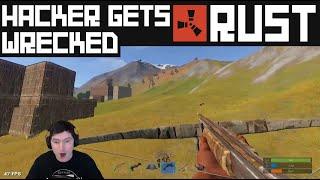 Rust - Hacker Gets Wrecked