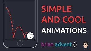 getlinkyoutube.com-iOS Swift Tutorial: Simple and Cool UIView Animations