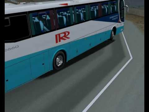 Viendo El Video 18 Wheels Of Steel Haulin Mod Bus V4 Parte 2 MP3